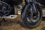 Tiger Explorer 1200 Fender Extender. Front Mudguard Extension Kit. 2016on: Stickfit Technology